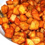 Cajun-Style Baked Hash Browns