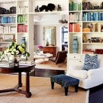 Open Shelves and the Art of Displaying Books