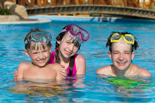 kids health, Swimmer's Ear, swimming, water safety, ear health, ear infections, prevention, water contaminants, kids safety, tips from town