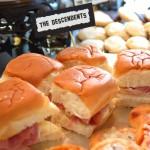 Hawaiian Ham Desandwiches