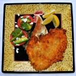 Crisp Chicken Paillard