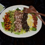 Southwestern Style Cobb Salad