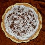Banana Cream Pie (for the patient baker)