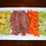 Good Ole' Fashioned Corned Beef & Cabbage