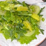 Mixed Green Salad w/Country Dressing