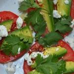 Mexi-Style Tomato Salad