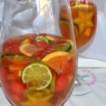 White-Wine Sangria