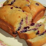 Blueberry-Lemon Tea Cake
