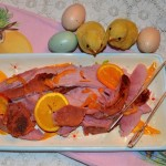 Orange Marmalade Ham