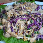Far-East Chicken Salad