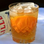 Lillet avec Orange