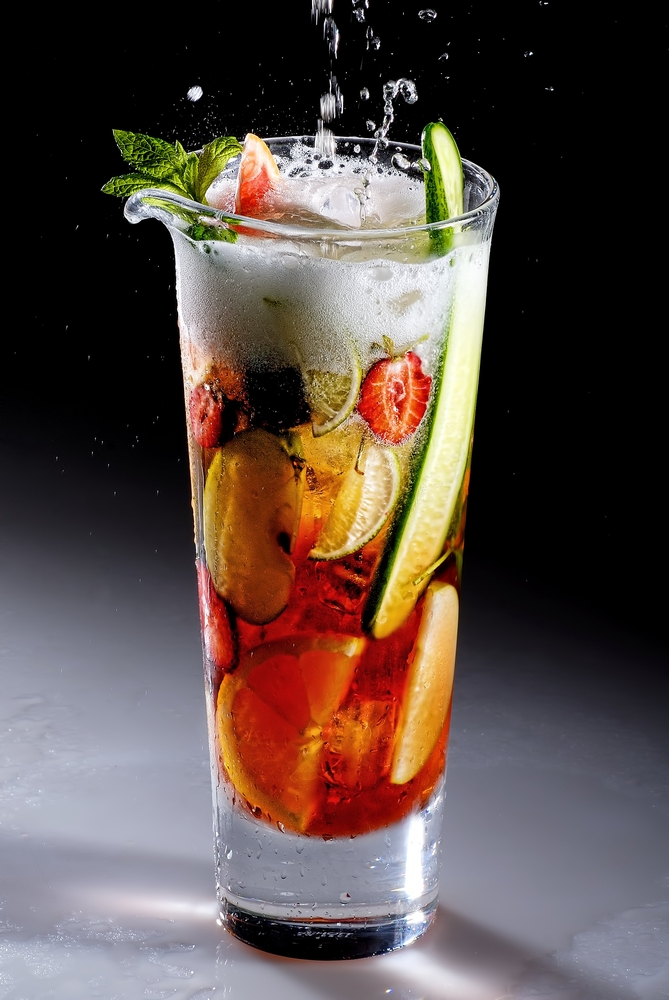Virgin Pimm's Cup Recipes — Dishmaps
