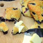Blueberry & Buttermilk Scones