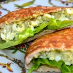 Egg Salad w/Fresh Herbs (in Pitas)