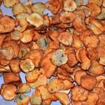 Fried Sunchoke Chips