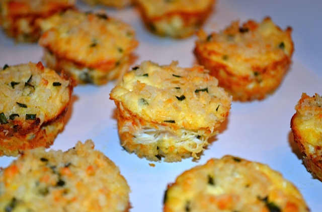 Mini Crab Cakes | Tips From Town