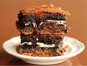 Chocolate-Chip-Cookie-Oreo-Fudge-Brownie-Bars