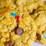 Montana Monster Cookies