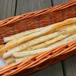 Parmesan & Pepper Sticks