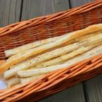 Parmesan & Pepper Sticks