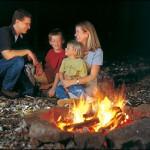 Autumn Campfire