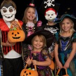 Trick or Treat in Downtown Ridgewood