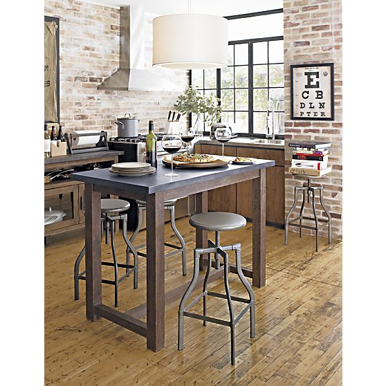 superb Counter Height Kitchen Islands #9: Kitchen Table Islands From Town. Counter Height ...