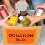 Thanksgiving Food Drive: Please Give.