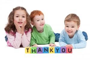 grateful kids