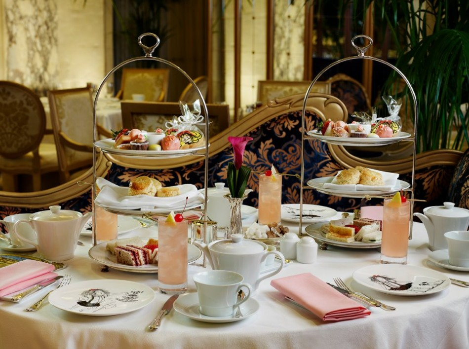 High Tea Tips : High tea in new york for kids and families tips from town