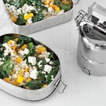 Barley & Kale Salad with Golden Beets & Feta