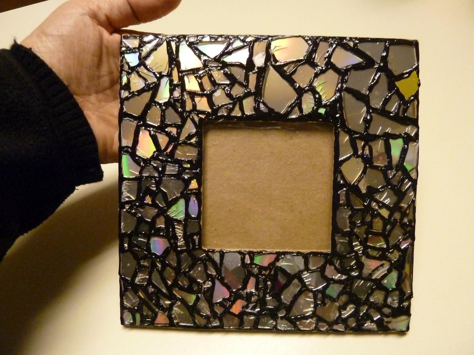 Декор рамок своими руками фото