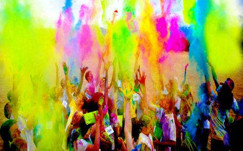 color runs