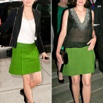 Marion Cotillard -- Green the French way