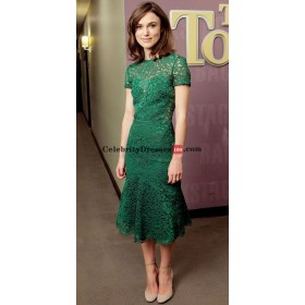 Keira Knightly -- Head to to emerald