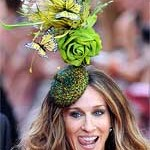Sarah Jessica Parker -- Maybe too much?