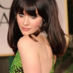Zooey Deschanel -- I'm green with envy