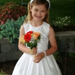 communion, dress, girl