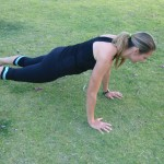 move of the week, sliding abs, lower abdominal, straight plank. core