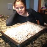 Nana's Famous Crumb Cake…