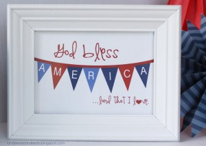 Red White And Blue Diy Tips From Town