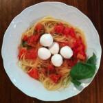 Bird's Nest Pasta