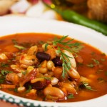 nutrition,Tammy's 9-15 bean soup, healthy, filling, comfort food, satisfying, bean and lentil soup, tips from town