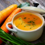 Gingered Carrot Vichyssoise