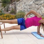 Move of the week, exercise, side plank, oblique abs, core, stabilization, inner thigh, tips from town