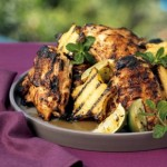 Mojito-Marinated Chicken Breasts