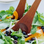 Summer Salad w/Blueberries