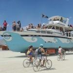Burning Man Art and Music Festival