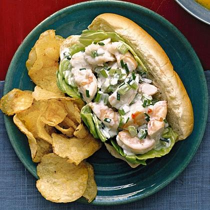 shrimp rolls, shrimp roll, sandwich, shrimp, sandwiches