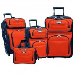 Luggage from Brookstone 65% off